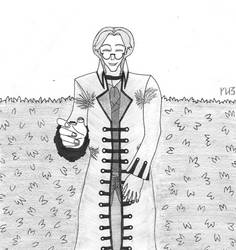 Count St. Germant, Animamundi: Dark Alchemist. by MechanicalPencl