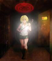 Heather Mason by Keiboxy2