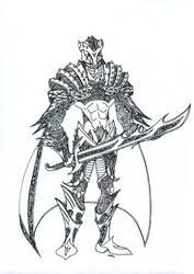 Just another random warrior by cedik