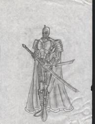 Armor Knight by cedik