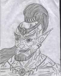 Orc Prince by cedik