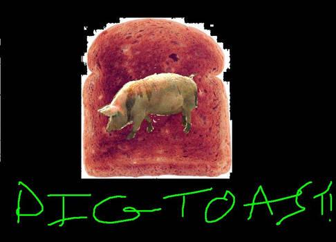 PIG TOAST