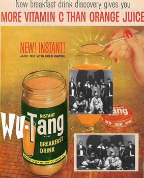Wu TANG clan powder