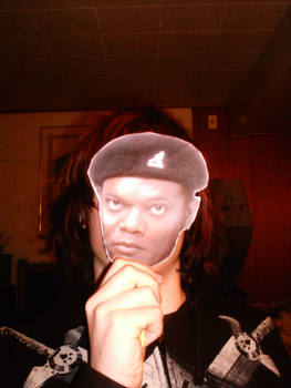 Samuel L Jackson Mask
