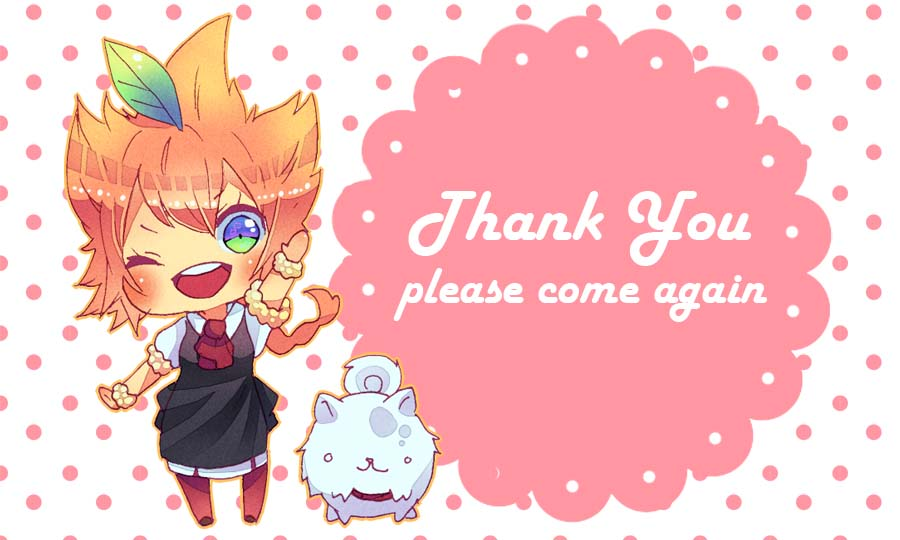 Thank you by Skf-Adopt