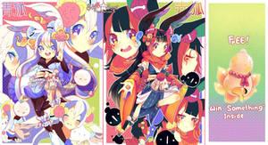 [CLOSED!]Kitsune Onna Tulus or Polutan+RAFFLE