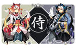 [CLOSED thank youuuu!] Samurai Tulus or Polutan