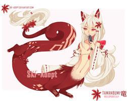 [CUSTOM] Dragon Tamanbumi 14 for Skylarkkai by skfuu
