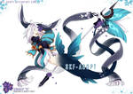 [CLOSED TY]Semi Chibi-Rare Spear Tamanair16! by skfuu