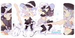 [CLOSED TY]Setprice_Twin STAR witch_collab adopt by skfuu
