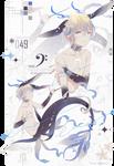 [CLOSED TY!]mini auction_AmnesiaRhythm Tamanair49