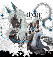 [closed ty!] D.O.M_King of Atlantis Indigo by skfuu