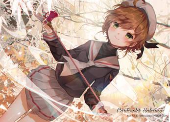 Cardcaptor Sakura by skfuu