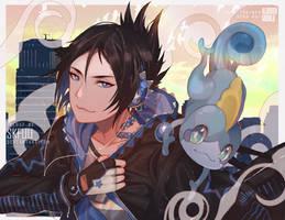 PKMN:: New Gen, New Adventure! by skfuu