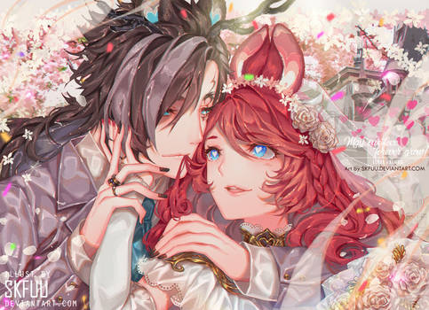 [CONTEST+RAFFLE open!] HOPE OUR LOVE FOREVER GROW