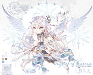 [CLOSED Thanks!] Shuijing Long - White Ice DRAGON