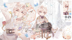 [Closed thank chu!] special HANABY048_Stay Gold