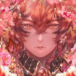 [C] Vermilion flowers