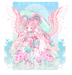 Mouse Zodiac Annie Day |6| Ethereal Florescene
