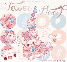 Tower Pettos! Collab adoptable