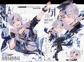 [CLOSED TY!_OTA] Hanaby 51 | Permission to Dance!