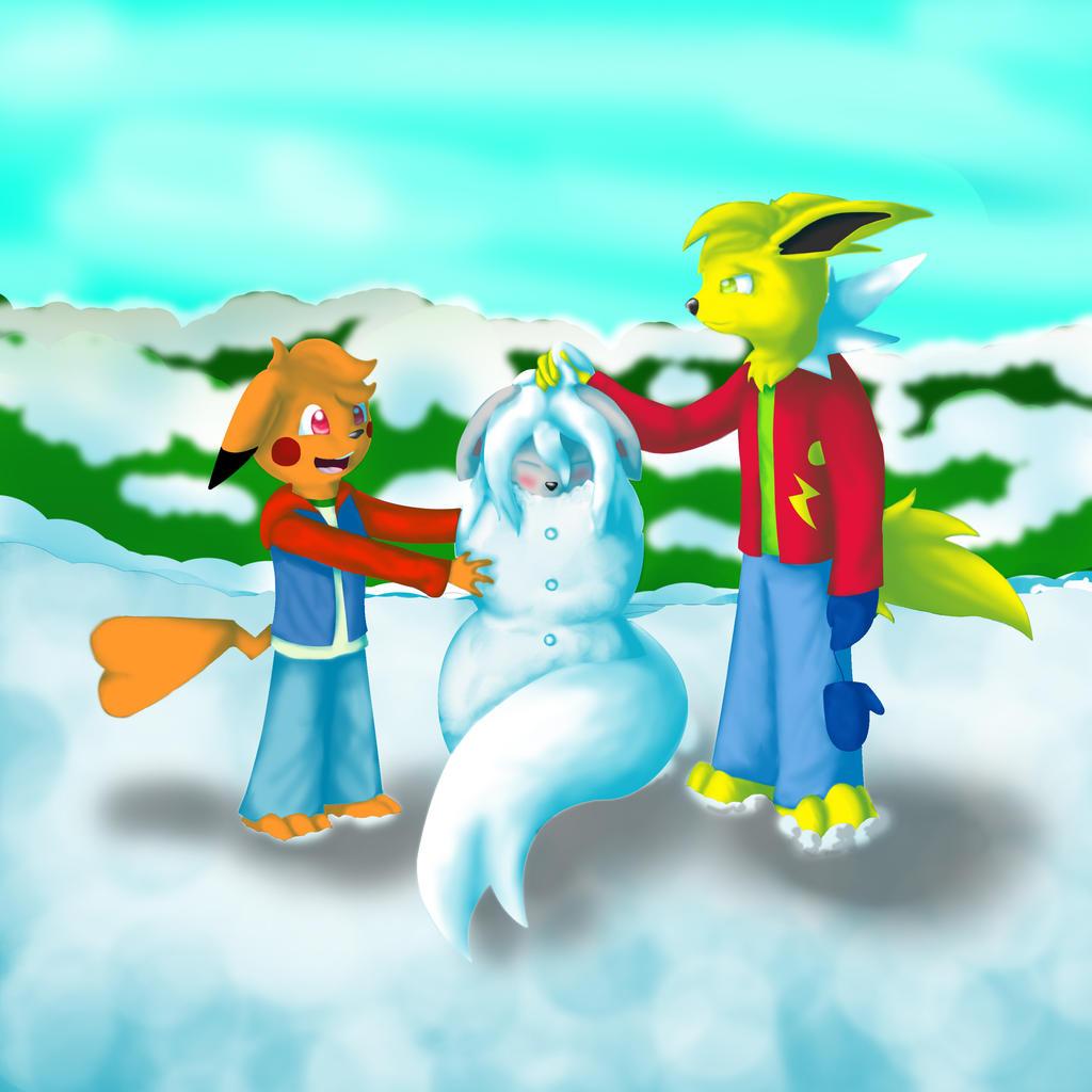 Snowmana? Okay by Monanico