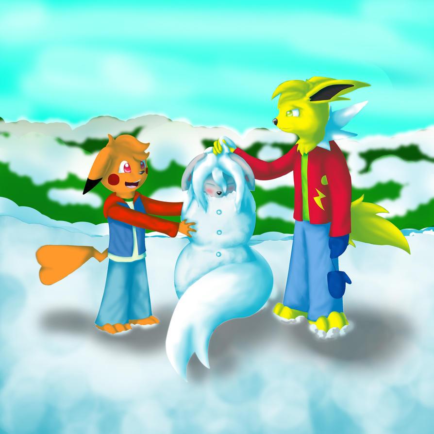 Snowmana? Okay by Wildbatty