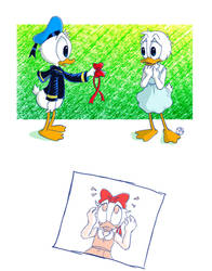 Donald and Daisy - Fic Scomparso by Ya-chan85
