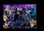 X-Men VS Apocalypse Color