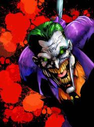 Joker by RodneyCJacobsen