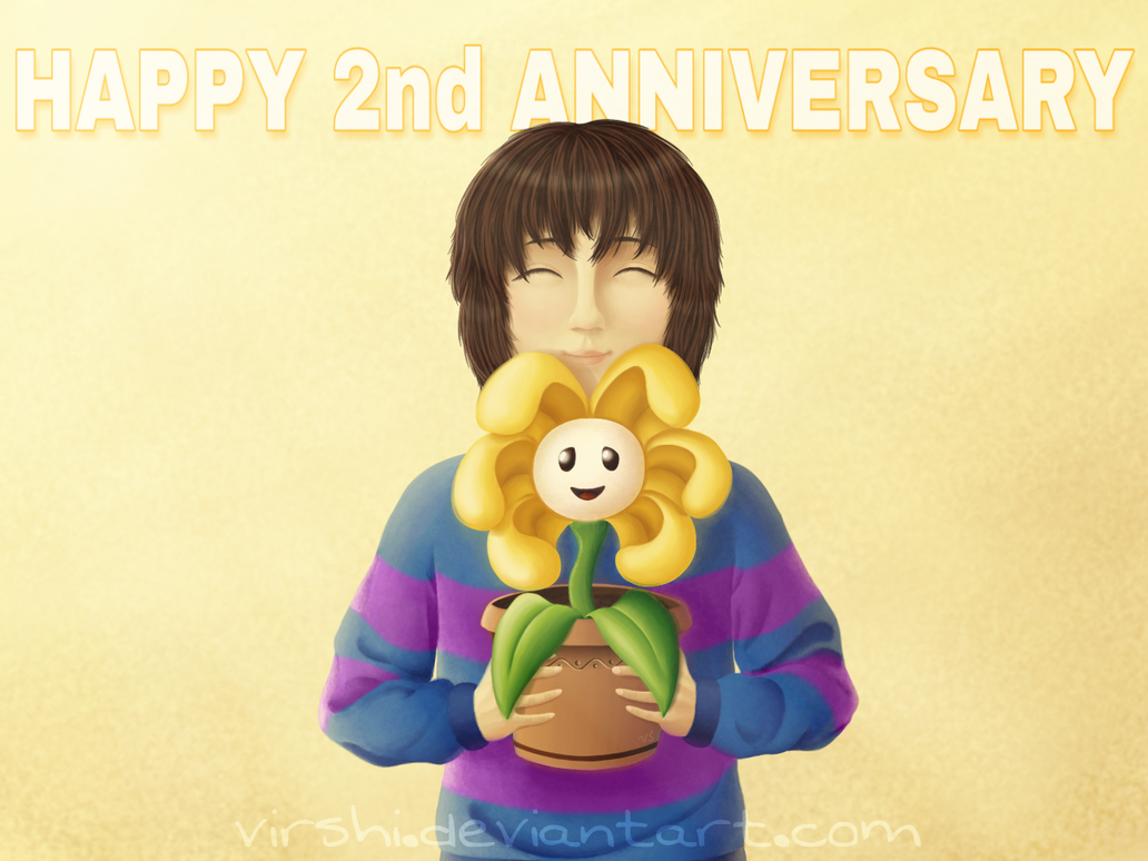 Happy Undertale Anniversary!