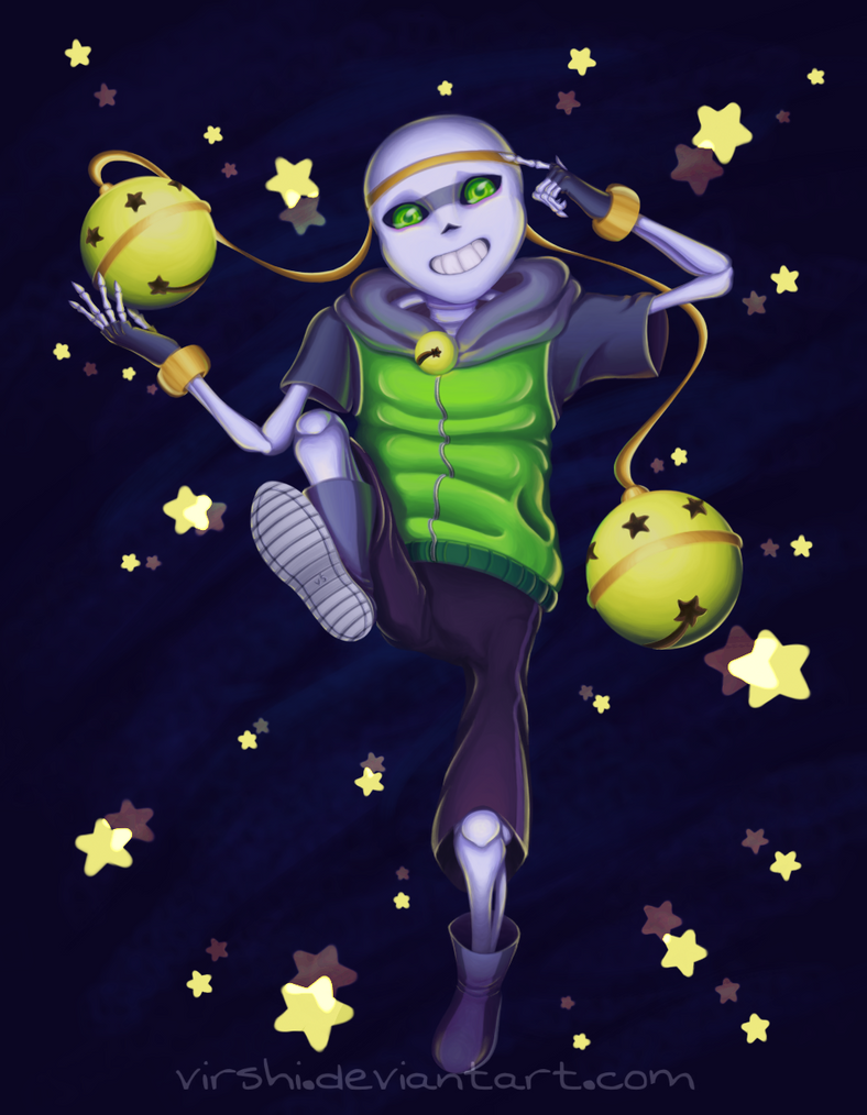 [Contest entry] Chaser! Sans