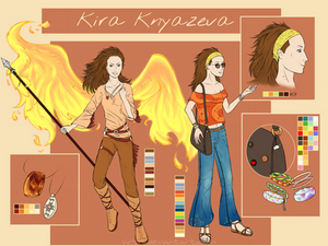[TBCP] Kira's reference