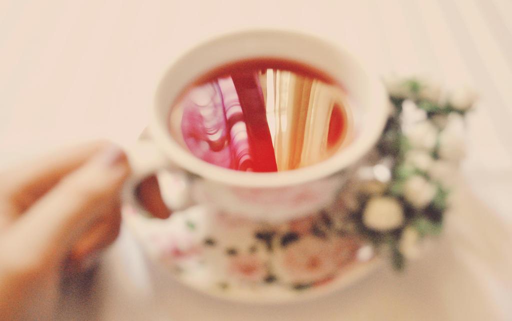Tea time! by kathyxsmile