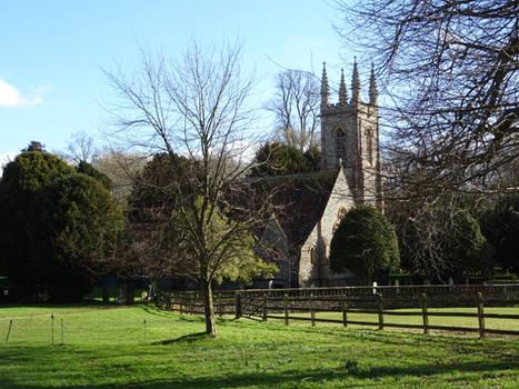St Nicholas, Chawton