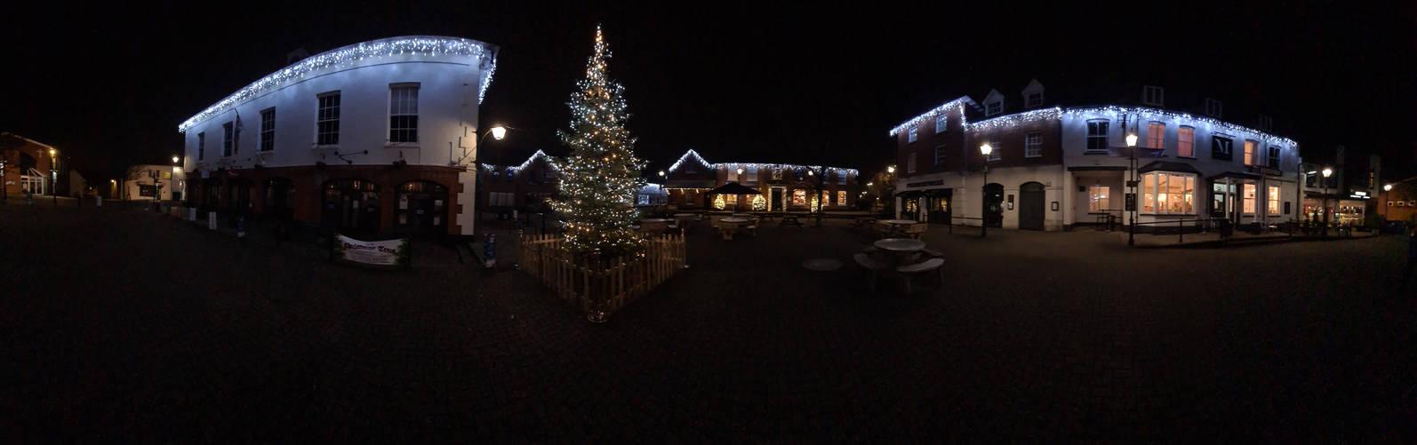 Market Square Panorama