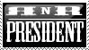 Club President stamp by RockNRollers