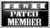 Club Patch Member stamp by RockNRollers