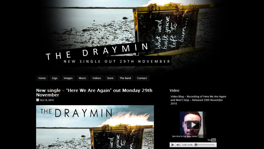 The Draymin Official
