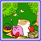 Kirby and Rick: Picnic