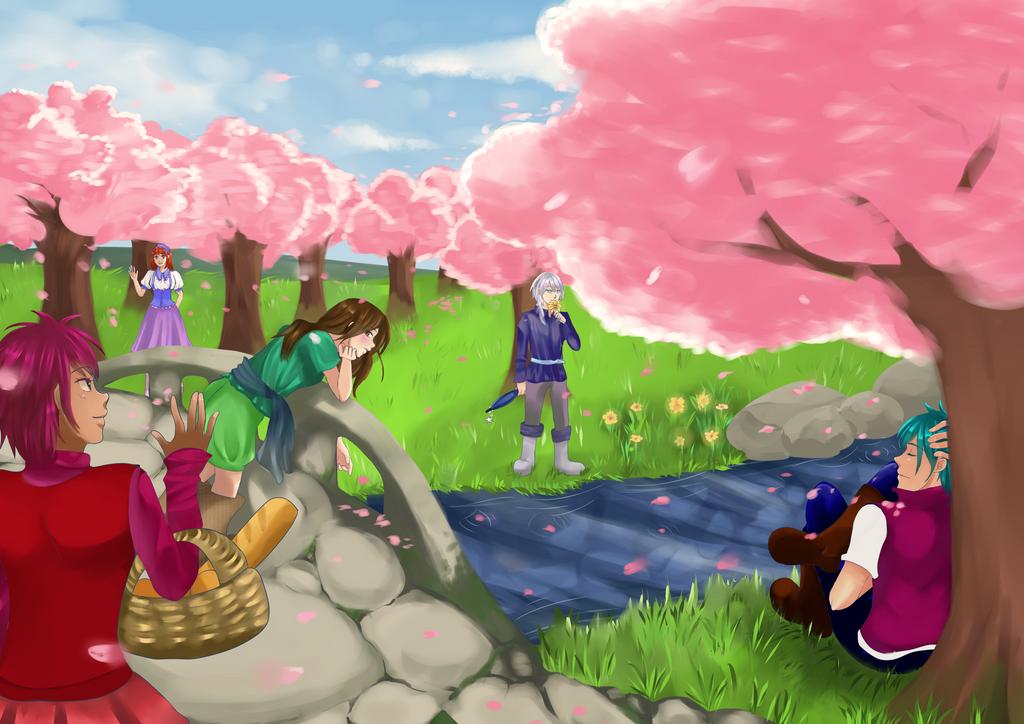 :CN: Spring Season by fuicchi-nee