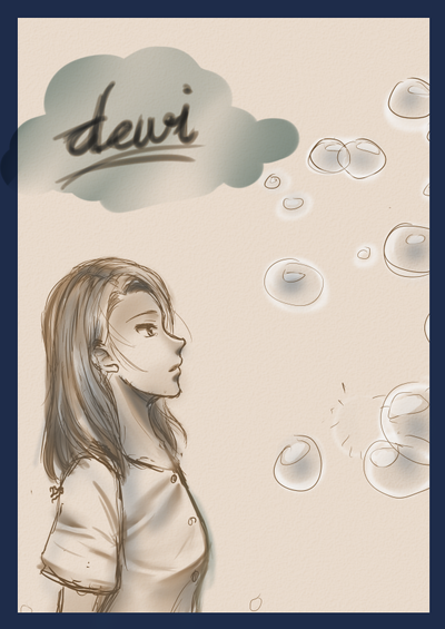 :req: OLAY'S Dewi [day 3 sketch] by fuicchi-nee