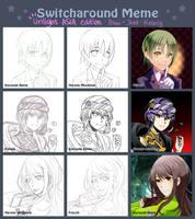 Switcharound Meme: UNLIGHT by fuicchi-nee