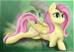 Fluttershy by Meze-Diapason