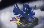 Flight Night (Commission)
