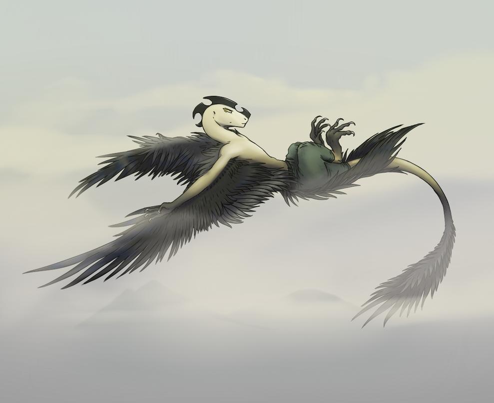Spin by raptorkil