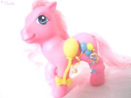 Faithful Pinkie Pie by Princess-Peachie