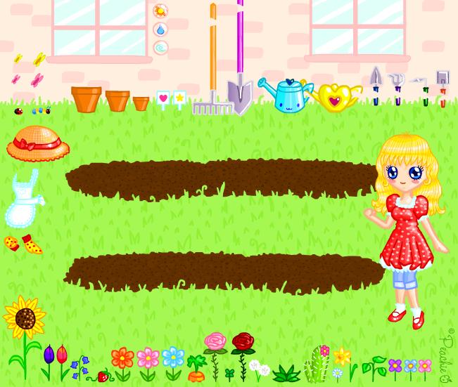 Dolly Design a Garden Preview by Princess Peachie on DeviantArt