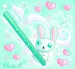 Minty Fresh Rabbit