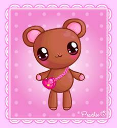 Teddykins by Princess-Peachie